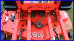 52 Bad Boy Pro Series Zero Turn Mower Kawasaki 26Hp Engine