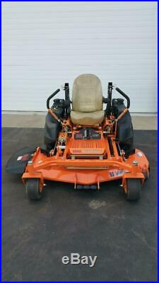 61 Scag Cheetah 16MPH 34HP Kawasaki Rider Zero Turn Commercial Lawn Mower ZTR