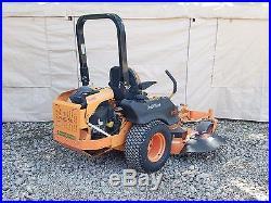 61 Scag Cheetah 16MPH 36HP Rider Zero Turn Commercial Lawn Mower