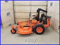 72 Scag Turf Tiger 35 HP Zero Turn Commercial Lawn Mower