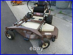 928D Grasshopper FrontMount 72 Deck Zero Turn 28 hp Diesel Rotary Mower 569 hrs