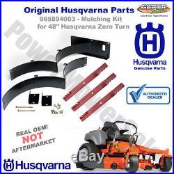 965894003 539113341 Husqvarna 48 Mulch Kit for Zero-Turn Riding Mowers