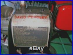 Antique David Bradley Sears Tri-Cut Zero Turn Lawn Mower 1960's Wisconsin ACN