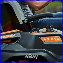 Ariens IKON X 23-HP V-twin Hydrostatic 52-in Zero-turn Lawn Mower Kawasaki Engin