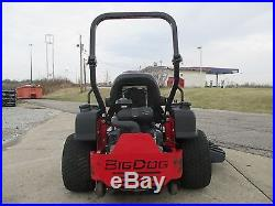 Big Dog Diablo Mp X-1060 60 Zero Turn Commercial Mower