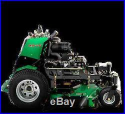 BOB-CAT Quick Cat Stand On Zero Turn Mower 52 with Kawasaki FX681 Engine
