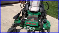 Bob Cat Predator pro zero turn Mower 61 Kawasaki FX921V low hours 348