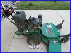 Bobcat 36 commercial zero turn mower