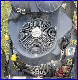 Bobcat 942299F 52 22hp Zero-Turn 360° Mower Lawn Mower