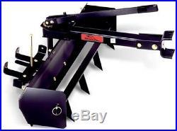 Brinly BS-38 Sleeve Hitch Box Scraper 38 Zero Turn Mower Attachment