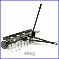 Brinly Dethatcher DT-40BH 40 Zero Turn Mower Attachment