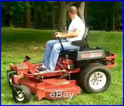 Bush Hog M2560 Commercial Grade Zero Turn Lawn Mower Low