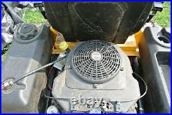 CUB CADET Riding Lawn Mower Zero Turn 50 Deck Kohler 23 HP Engine