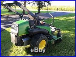 Commercial zero turn mower