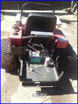 Counrty Clipper 60 commercial zero turn mower 2505kat