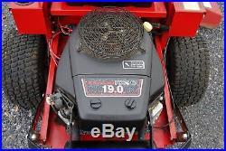 Country Clipper Jazee Zero-Turn Riding Mower -48 Deck -19HP Kawasaki Engine
