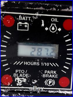Cub Cadet RZT, 42 cut, zero-turn riding mower
