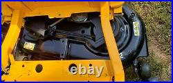 Cub Cadet Ultima ZT1 42 in 22 HP V-Twin Kohler 7000 Zero Turn Mower LOW HOURS