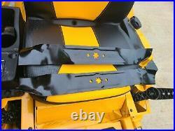 Cub Cadet ZT1 42 (42) 22HP Twin Zero Turn Mower (2021) + Bagger & Extras