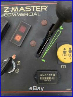 Diesel Toro Z Master 130 Orig. Hrs. Commercial 7000 Zero Turn Mower
