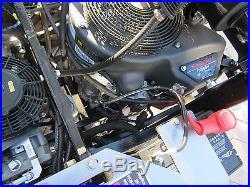 Dixie Chopper Classic 2760 Kawasaki 63 Hours Commercial zero turn mower