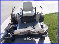 Dixie Chopper Commercial Zero Turn 72 Deck Na# 163300