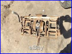 Dixon 427 Zero Turn Transmission
