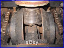 Dixon Ztr 312 Zero Turn Mower Transaxle Cone Drive Assembly 539115141