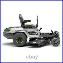 EGO POWER 56-Volt Lithium-Ion 42-in Z6 Zero-Turn Lawn Mower ZT4200