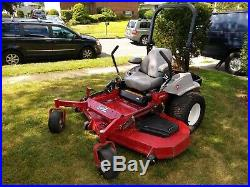 EXmark Lazer Z 72 Zero Turn Commercial Riding lawn mower Ready to work 2015