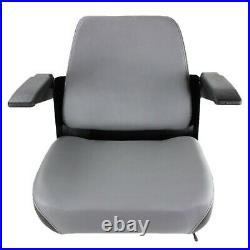 E-K3011-56010 DirectFit Kubota Zero Turn Mower Seat Z125EBR, Z125SKH, Z122EBR +