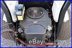 ExMark Lazer Z Hp Zero Turn Mower -48 Commercial Deck -20HP Kohler