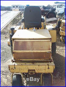 Excel 4500 Hustler Zero Turn Lawnmower