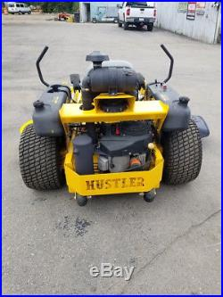 Excel Hustler 72 Super Z Kawasaki 25hp Zero Turn Mower