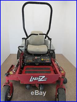 Exmark 48 Lazer Z CT Zero Turn Mower- Lower Hours- AS-IS