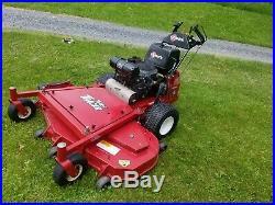 Exmark 60 Inch Turf Tracer Walk Behind Commercial Lawn Mower Zero Turn Hydro