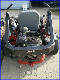 Exmark Lazer Z X SERIES USED 60 MOWER Toro, zero turn mower, ztr, commercial