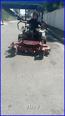Exmark Lazer Zero Turn 60 Riding Mower 25hp Kohler