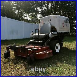 Exmark Navigator zero turn lawn mower