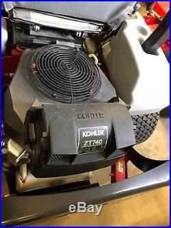 Exmark Pioneer 60 zero turn riding mower