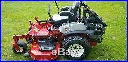 Exmark zero turn lawn mower 60 X-Series with 377 hours
