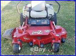 Exmark zero turn mower 23hp 56