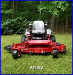 Exmark zero turn mower 72 X-SERIES