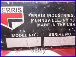 Ferris Procut Z 61 Zero Turn Commercial Mower