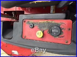 Ferris Zero Turn Z1000 61 Deck 23 HP Kawasaki Engine #137028