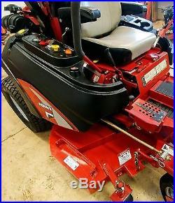 Ferris IS 4500Z Zero Turn Caterpillar 33 hp. Diesel 61in zero tu Mower 119 hrs