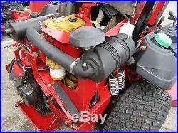 Ferris IS 5100Z Zero Turn Caterpillar 33 hp. Diesel 72 Rotary Mower 1153 hrs