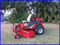 Ferris IS 5100Z Zero Turn Caterpillar 33 hp. Diesel 72 Rotary Mower 1873 hrs