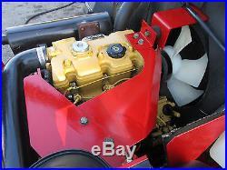 Ferris IS 5100Z Zero Turn Caterpillar 33 hp. Diesel 72 Rotary Mower 623 hrs
