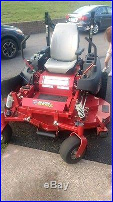 Ferris Is3100z 61 Deck Commercial Zero Turn Riding Lawn Mower